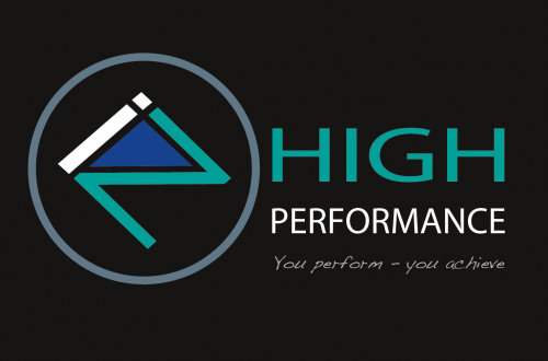 IZ High Performance logo